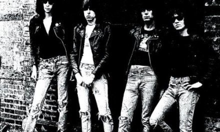 """Rocket To Russia"" – Ramones"