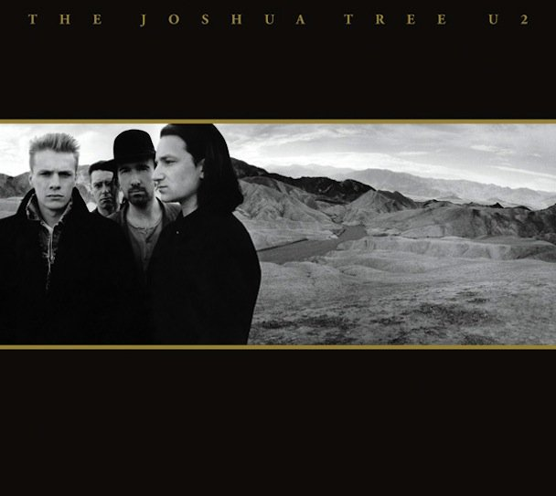 """The Joshua Tree"" – U2"