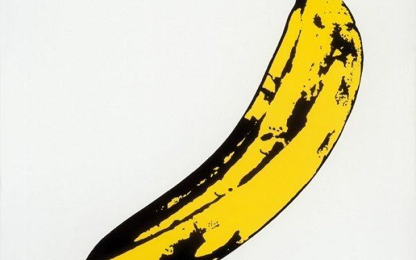 """""""The Velvet Underground"""" – The Velvet Underground & Nico, la peel off banana"""