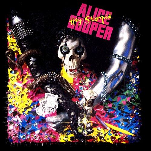 """Hey Stoopid"" – Alice Cooper"