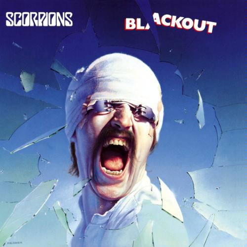 """Blackout "" – Scorpions"