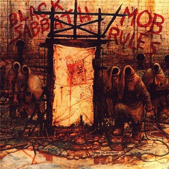 """""""Mob Rules"""" – Black Sabbath"""