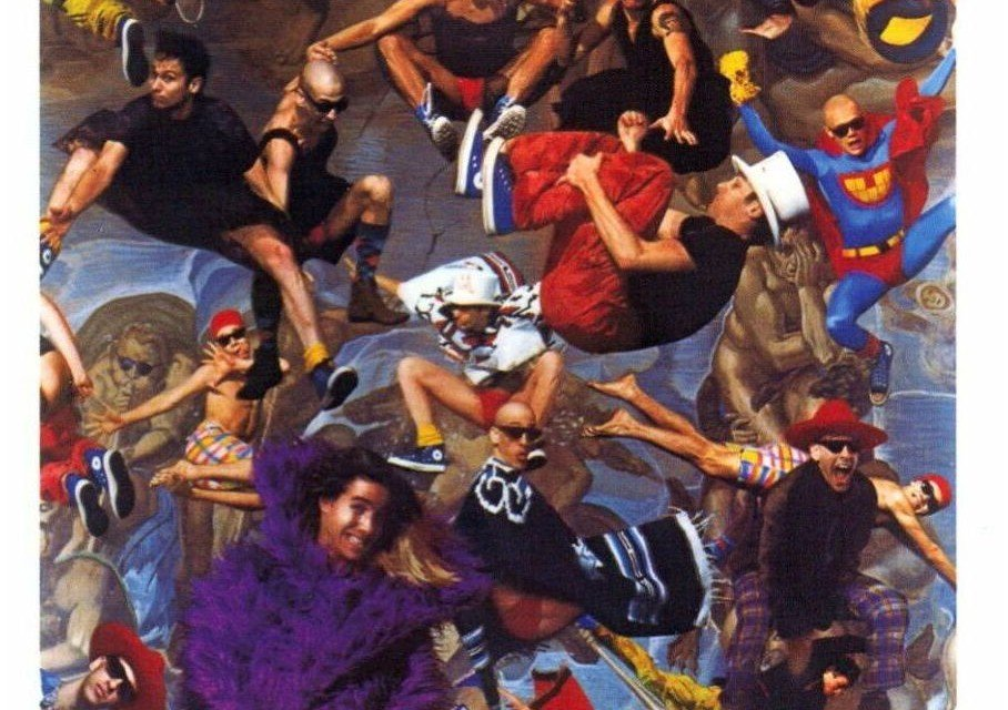 """Freaky Styley"" – Red Hot Chili Peppers"