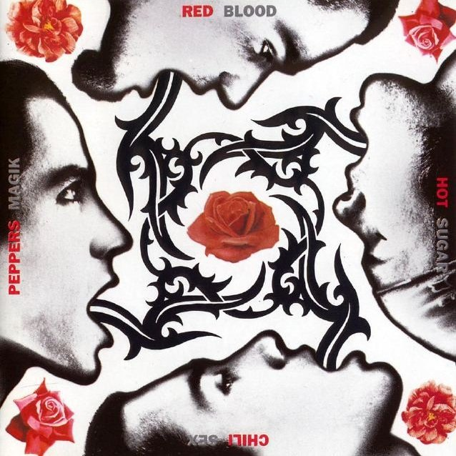 """""""Blood Sugar Sex Magik"""" –  Red Hot Chili Peppers"""