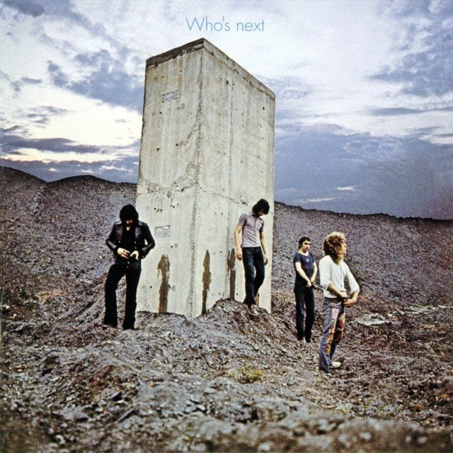 """""""Who's Next"""" – The Who"""
