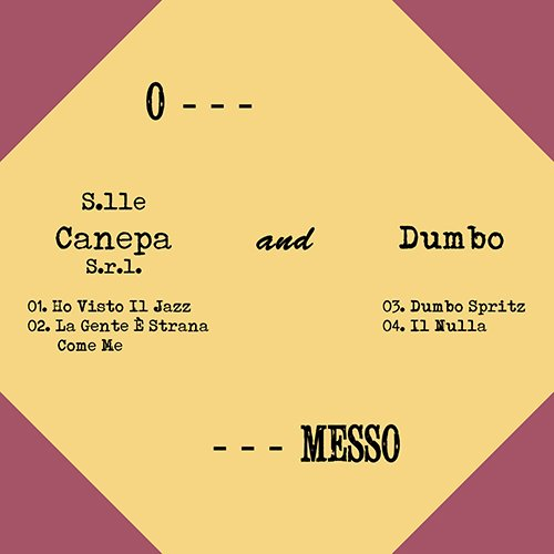 """O Messo"" – S.lle Canepa S.r.l."