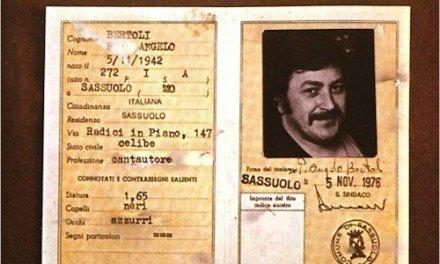 """Eppure Soffia"" – Pierangelo Bertoli"