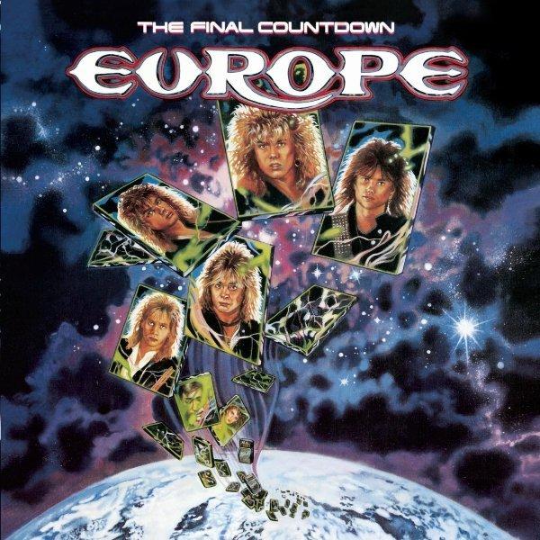 """The Final Countdown"" – Europe"
