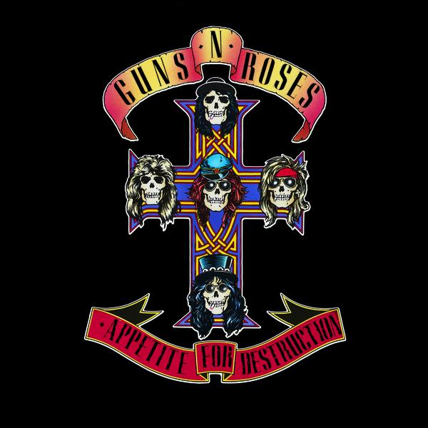 """Appetite For Destruction"" – Guns n' Roses"