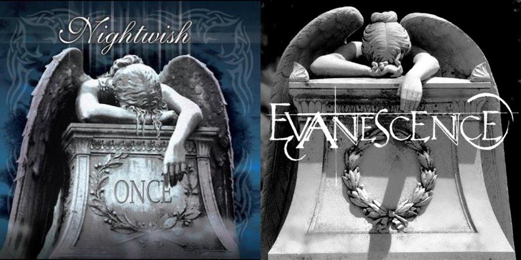 """Once"" – Nightwish e ""Evanescence EP"" – Evanescence"