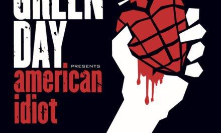 """American Idiot"" – Green Day"