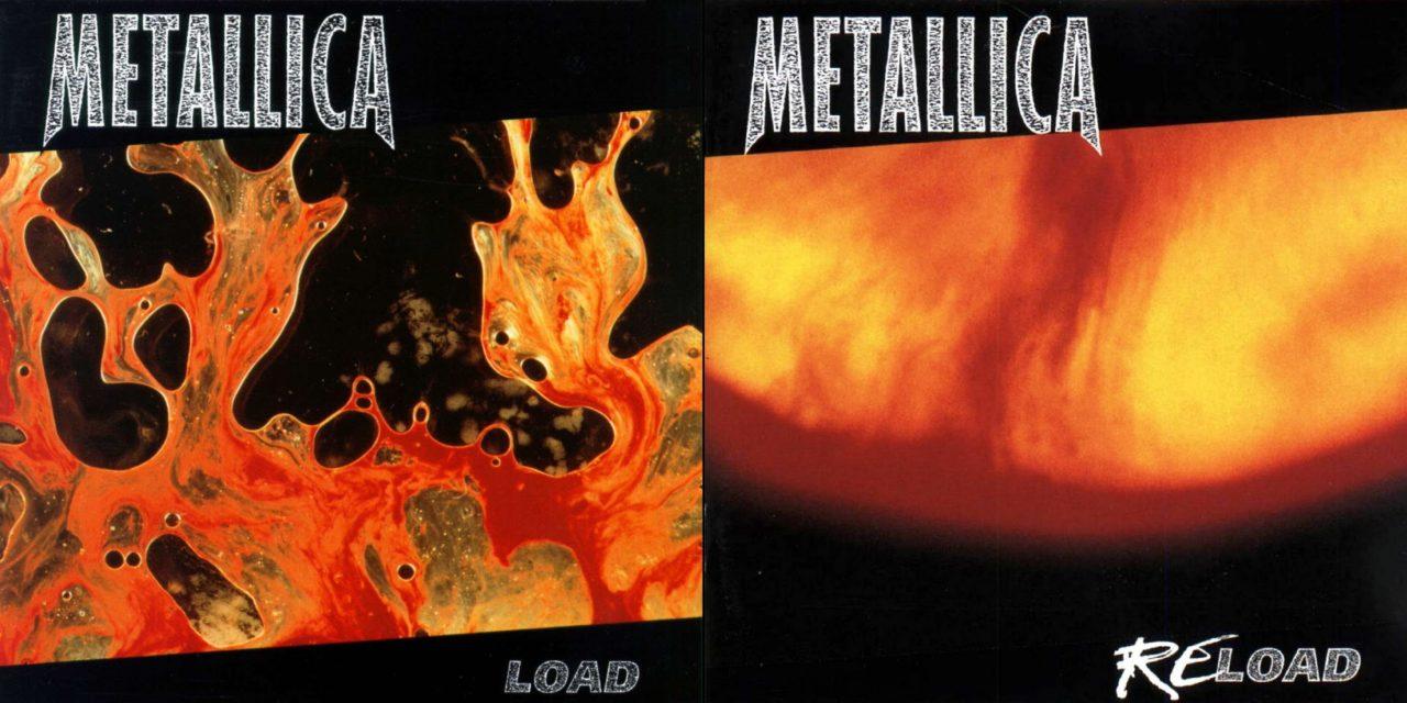 """Load"" e ""Reload"" – Metallica"