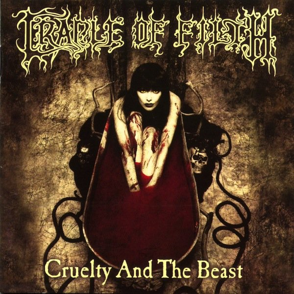 """""""Cruelty And The Beast"""" – Cradle of Filth"""