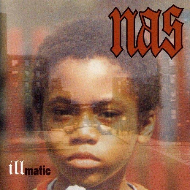 """""""Illmatic"""" – Nas"""