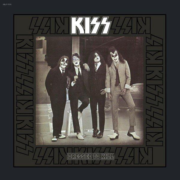 """""""Dressed To Kill"""" – Kiss"""