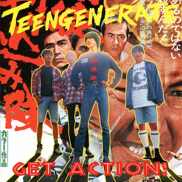 """Get Action!"" – Teengenerate"