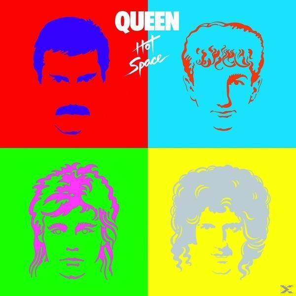 """La Pop Art in """"Hot Space"""" – Queen"""