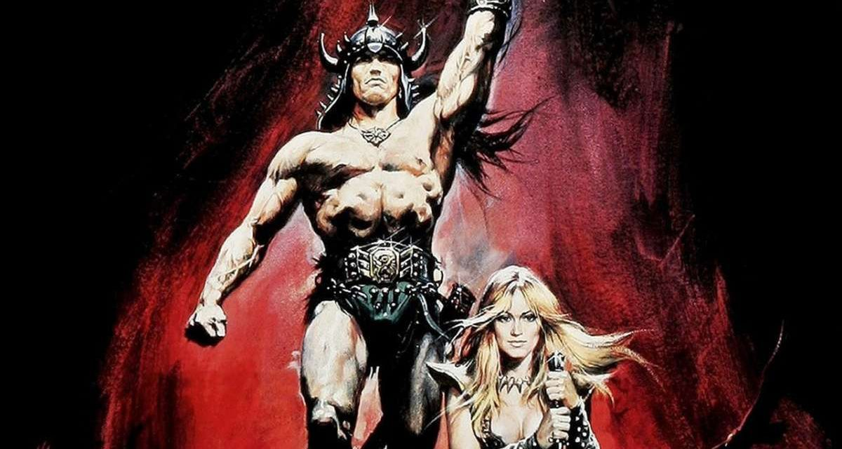 Musica e muscoli: quattro decenni di barbari sulle copertine heavy-metal