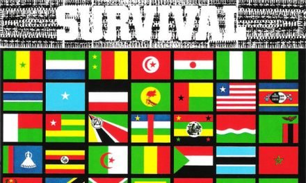 """Survival"" – Bob Marley & The Wailers"