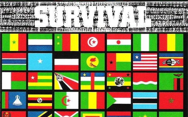 """Survival"" – Bob Marley & The Wailers"