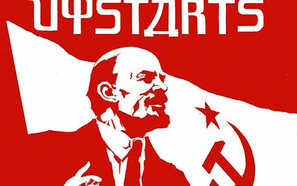 Anthems Against Scum: quando in UK si pogava con Lenin