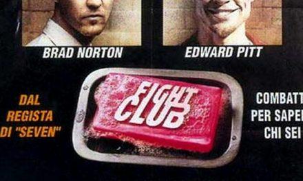 Fight Club: sapone all'essenza di disagio sociale