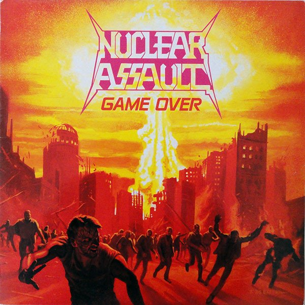 """L'Inferno in Terra sulla cover di """"Game Over"""" dei Nuclear Assault"""