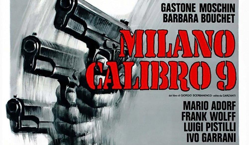 Nella Milano violenta si spara con la Calibro 9
