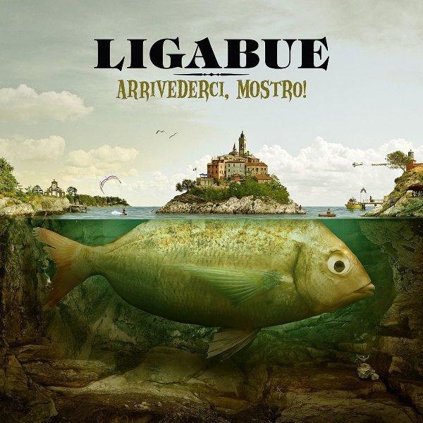 """Fiabe e surrealismo nella cover di """"Arrivederci, Mostro!"""""""