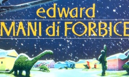 """La neve di Tim Burton nella dark story di """"Edward Mani di Forbice"""""""