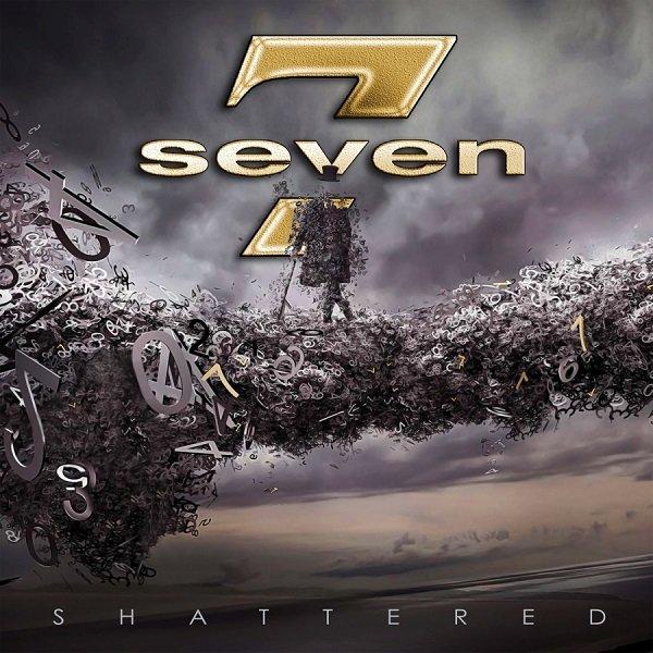 """L'arte dei numeri nella copertina di """"Shattered"""" – Seven"""