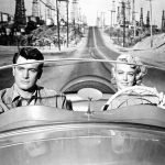 Rock Hudson e Dorothy Malone