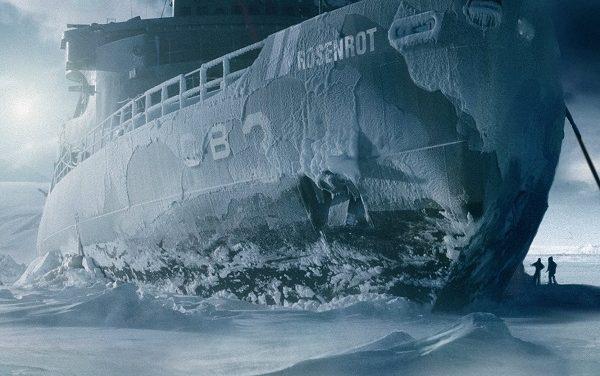 """""""Rosenrot"""": una poesia incagliata nei ghiacchi dell'Antartide"""