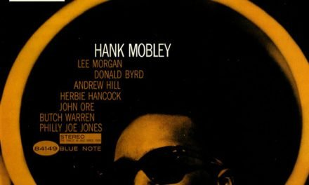 "Il cover design della Blue Note in ""No Rooms for Squares"" di Mobley"