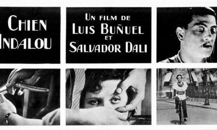 """""""Un Chien Andalou"""" di Luis Buñuel: il surrealismo al cinema e in locandina"""