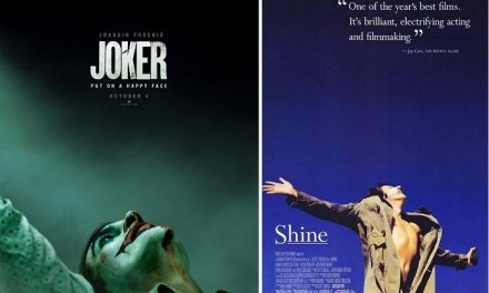 Similitudini: Joker – Shine