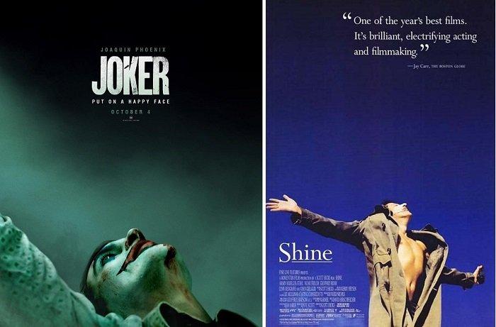 Similitudini: Joker – Shine