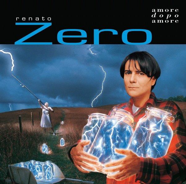 """Renato Zero, il custode di fulmini in """"Amore Dopo Amore"""""""