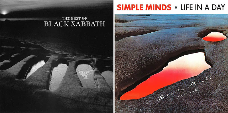 Similitudini: Black Sabbath – Simple Minds