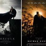 """Similitudini: """"Dracula Untold"""" e """"Batman Begins"""""""