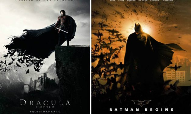 "Similitudini: ""Dracula Untold"" e ""Batman Begins"""