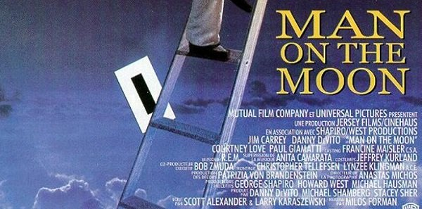 "L'Io nella locandina di ""Man On The Moon"": tra Andy Kaufman e Jim Carrey"