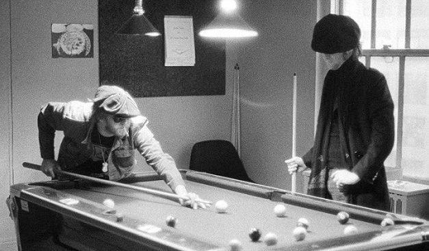 Harry Nilsson e John Lennon