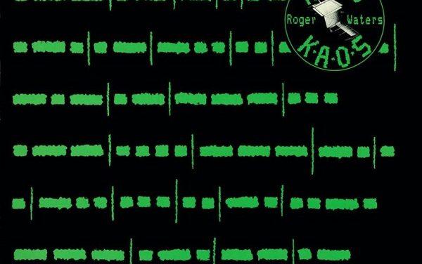 """Il misterioso codice Morse di """"Radio K.A.O.S."""": Roger Waters contro la guerra."""