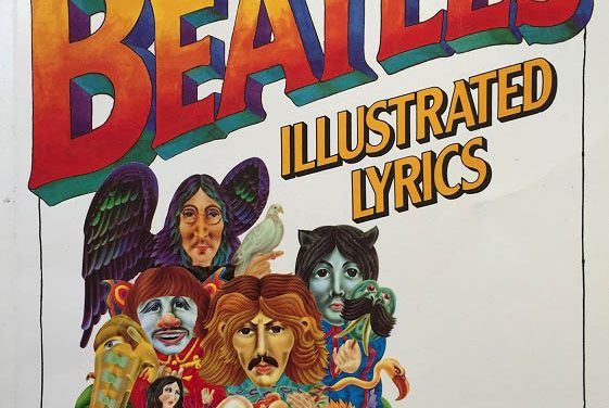 The Beatles Illustrated Lyrics: le canzoni dei Fab Four secondo Alan Aldridge