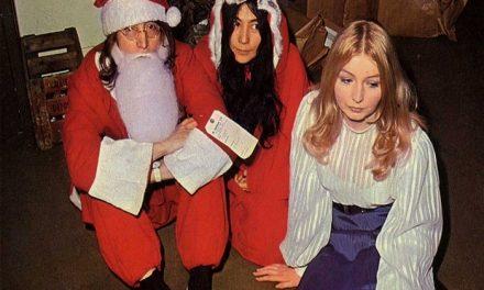John Lennon, Yoko Ono e Mary Hopkin