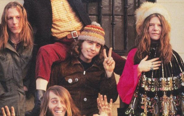 Janis Joplin e Big Brother and the Holding Company