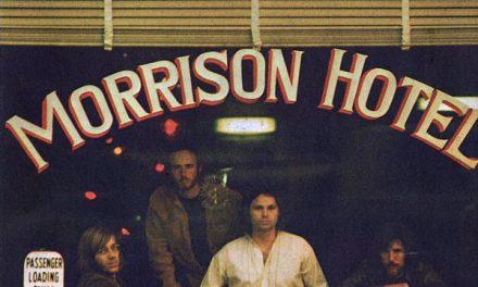 "A spasso per Los Angeles: la sosta dei The Doors al ""Morrison Hotel"""