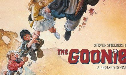 The Goonies: la catena dell'amicizia che si sorregge sul vuoto