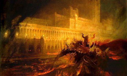 """Tuoni e fuoco nel pennello: gli Spitfire di """"Heroes in the Storm"""" e il pittore dell'ira"""